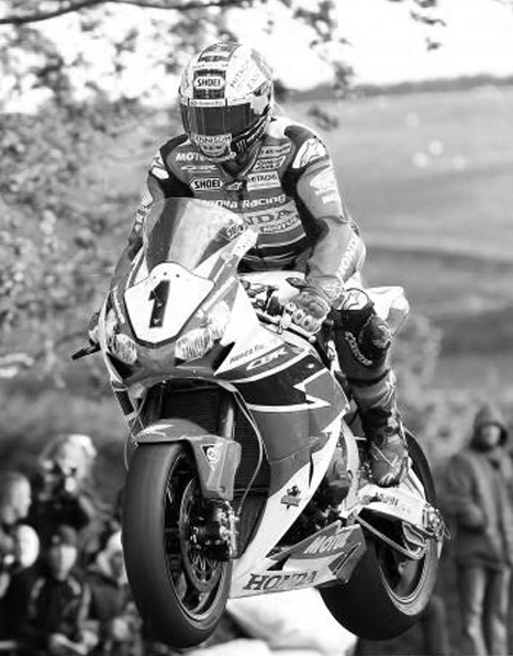 John McGuinness, About Morecambe