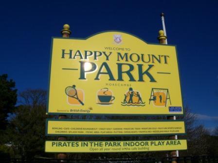 Happy Mount Park, Morecambe